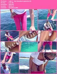 Lejla-X Lejla-X - Vom Speedboot gepischert Thumbnail